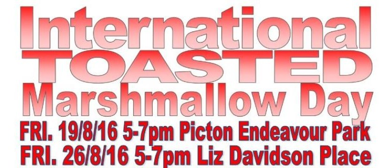 International Toasted Marshmallow Day