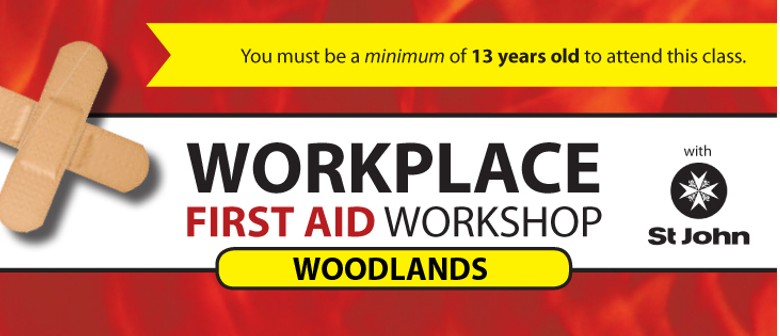 Woodlands Workplace First Aid Training