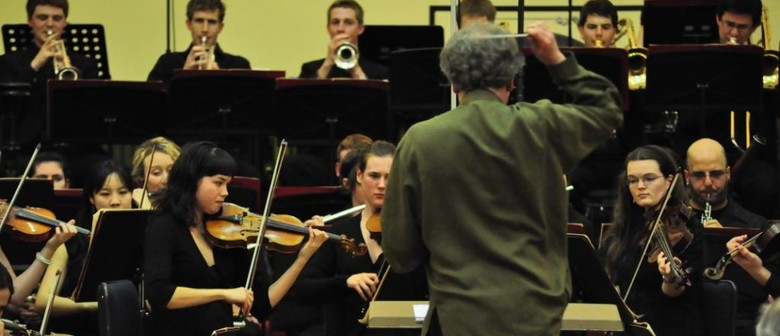 NZSM Orchestra Concert 1: with Ken Young and Martin Risely