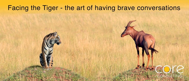 Facing the Tiger: The Art of Having Brave Conversations