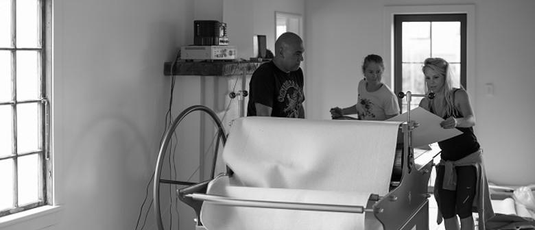 Colab Workshop with Michel Tuffery - Flox