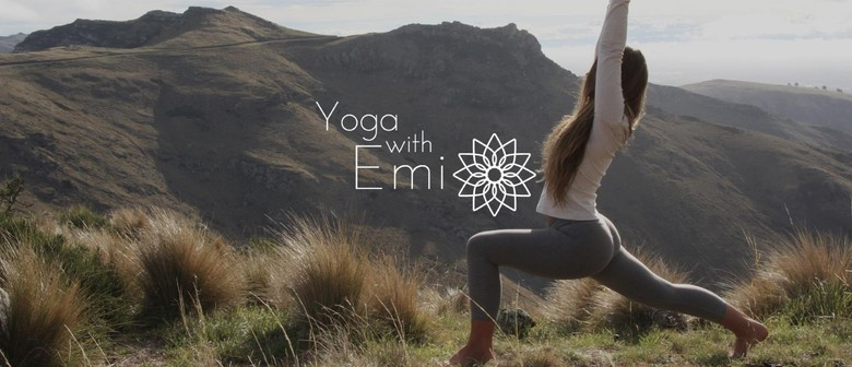Yoga with Emi