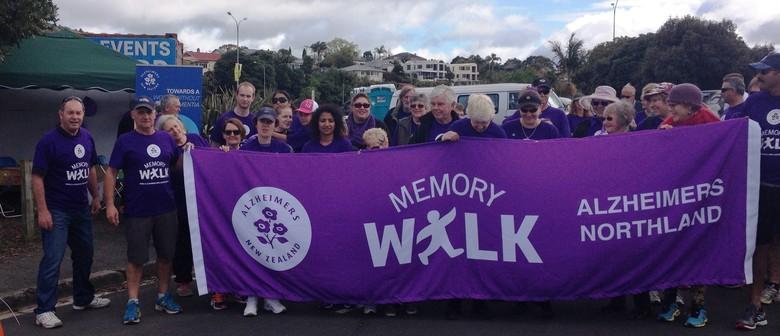 Kerikeri Memory Walk 2016