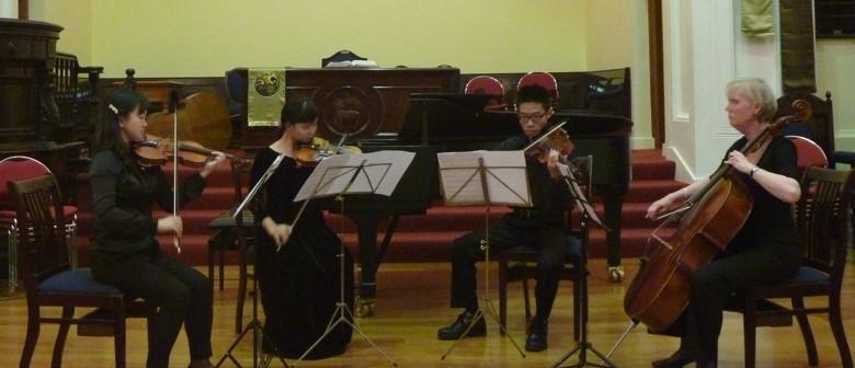 ASQ International Music Academy - Final Concert
