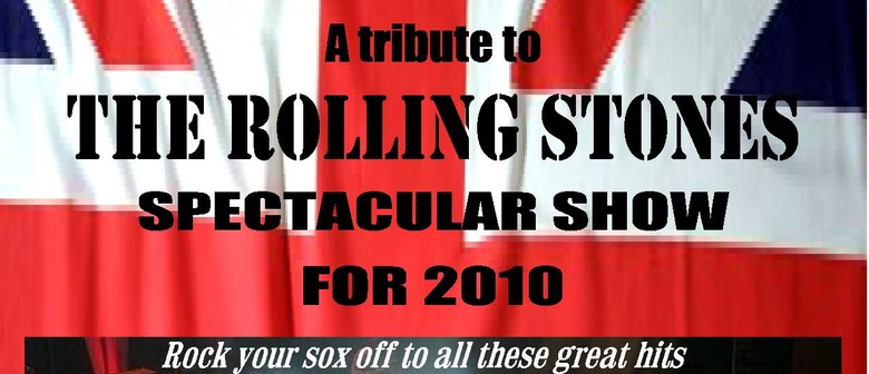 'Stoned' Rolling Stones Tribute