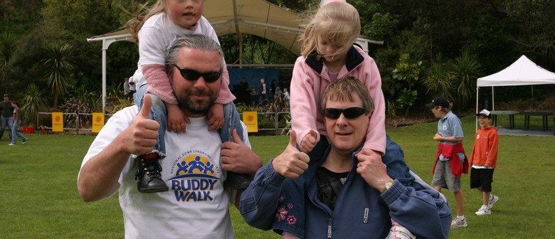 Auckland Down Syndrome Association's 5th annual Buddy Walk