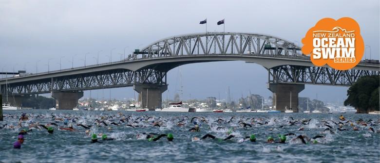 New Zealand Ocean Swim Series - Harbour Crossing