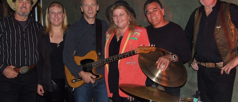 Marian Burns and The Southern Cross Band