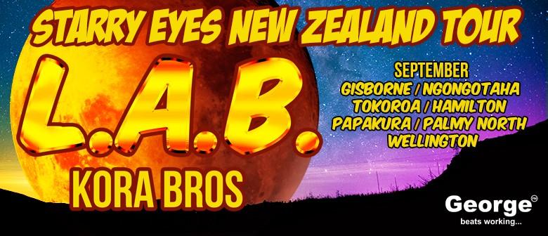 L.A.B. (Kora Bros) Starry Eyes Tour