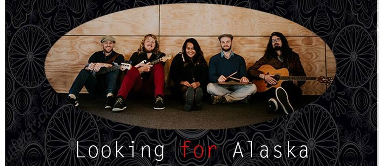 Looking for Alaska - Simon Hirst Band & Bry Louise