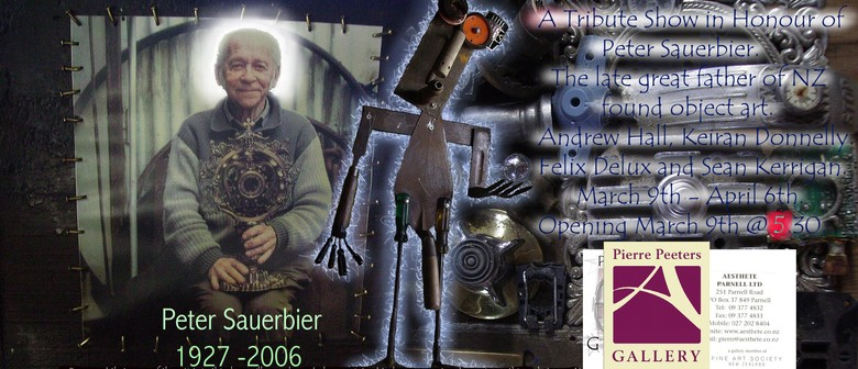 Tribute to Peter Sauerbier