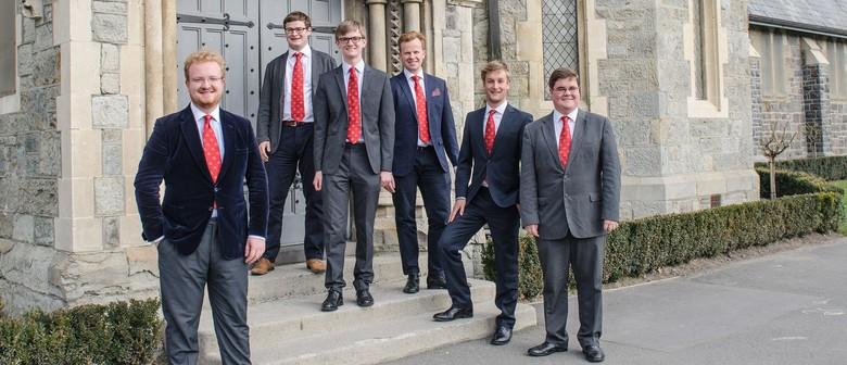 The Oxford Scholars Choral Recitals