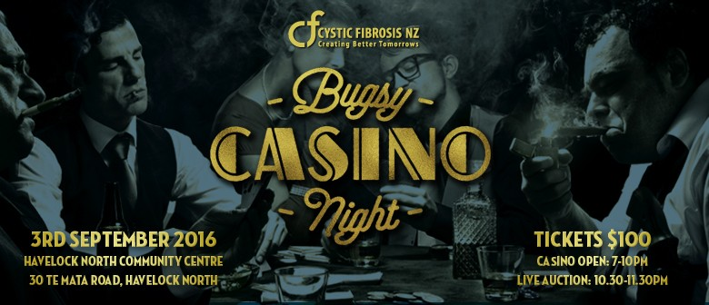 CF Casino Night - Gangster
