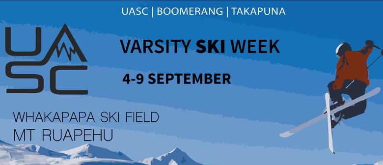 UASC: Varsity Week 2016