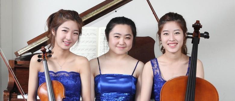 Trinity Trio In Waikanae