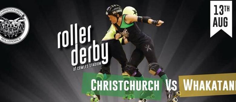 Dead End Derby All-Stars VS Whakatane Roller Derby