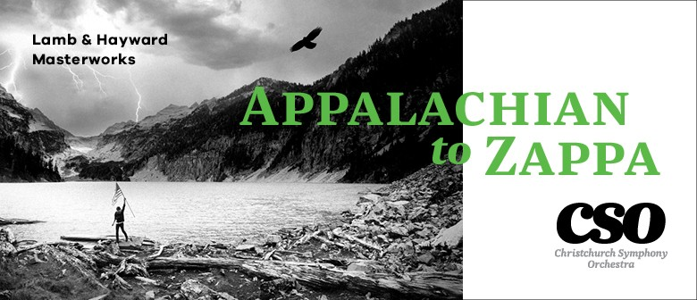 Lamb & Hayward Masterworks: Appalachian to Zappa