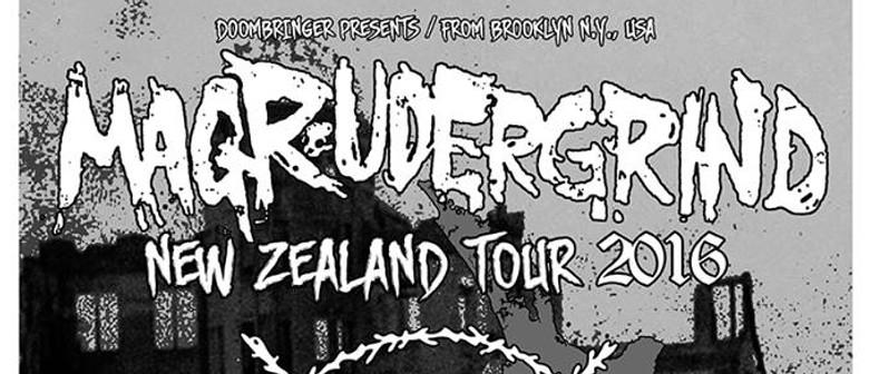 Magrudergrind with Wizz Kids & Spiteful Urinator