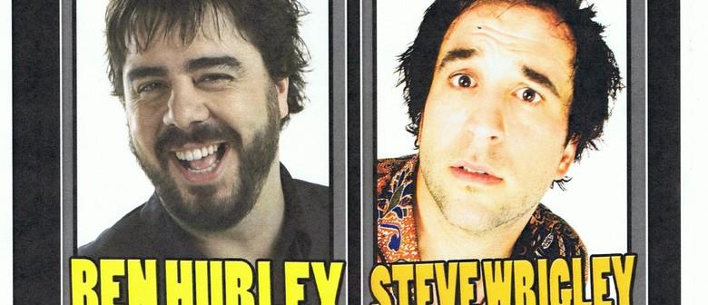 Steve Wrigley - Comedy Night