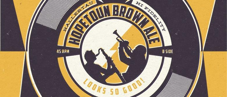 Hopetoun Brown's - Hopetoun Brown Ale Beer Launch