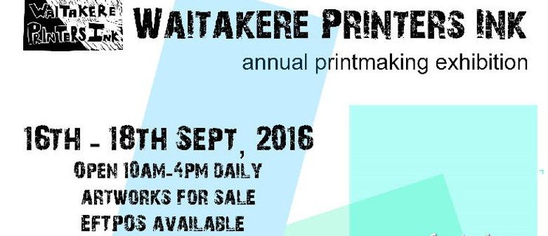 Printmaking Exhibition