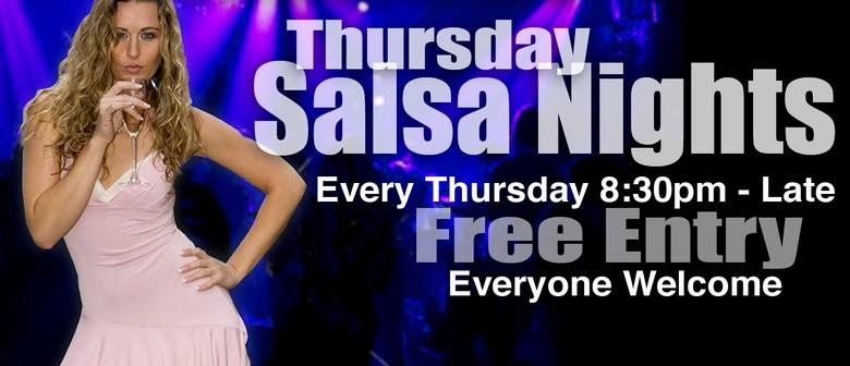 Thursday Salsa Nights