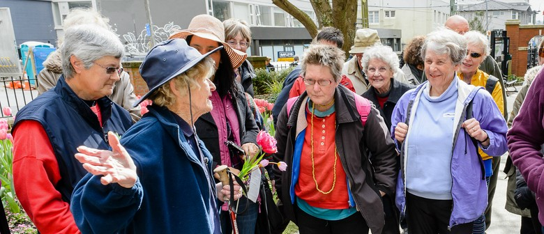 Wellington Botanic Garden Plaques - Guided Walk