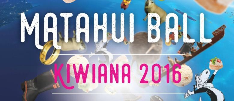 2016 Matahui Kiwiana Ball