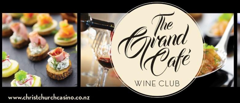 The Grand Café Wine Club