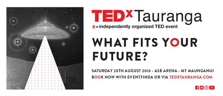 TEDxTauranga 2016