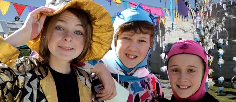The Kids Art Festival
