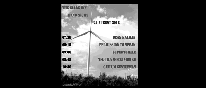 The Clare Inn Band Night