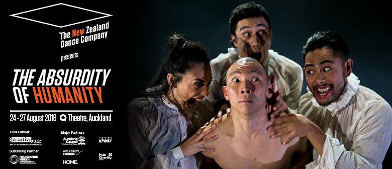 The Absurdity of Humanity By the New Zealand Dance Company