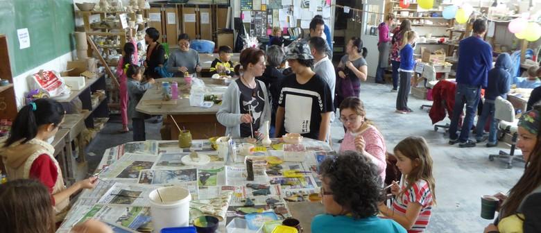Waikato Society of Potters Open Day