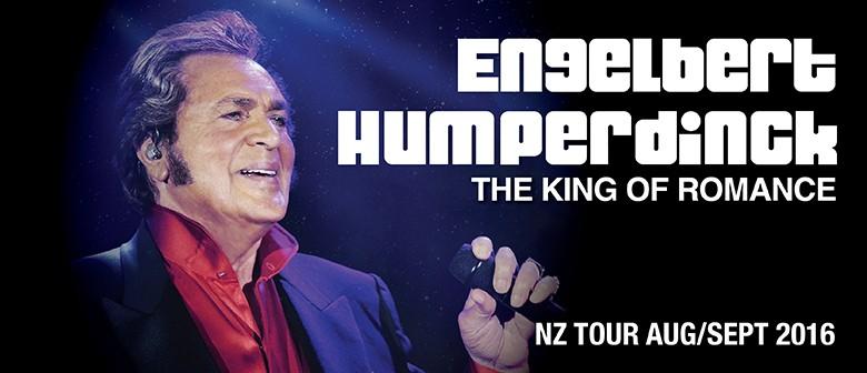 Engelbert Humperdinck - The King of Romance: CANCELLED