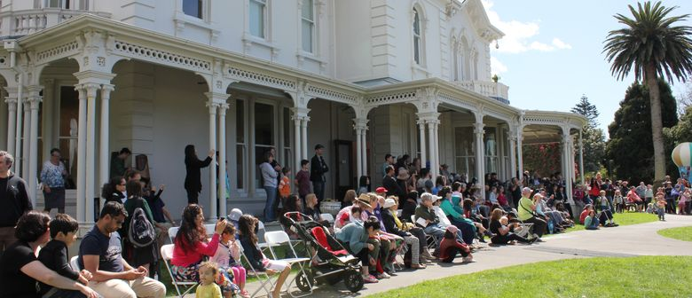 Pah Homestead Community Day 2016