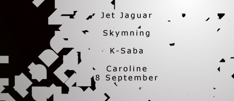 Jet Jaguar EP Release with Special Guests