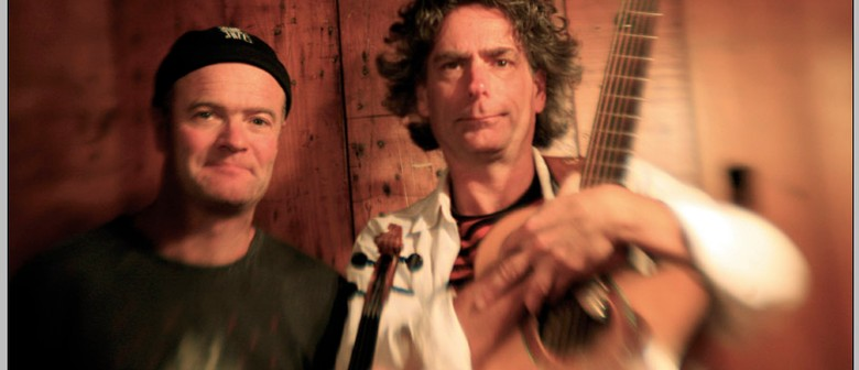 Musical Alchemy On Tour – Adams and Gavin