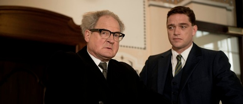Film Screening: The People vs Fritz Bauer