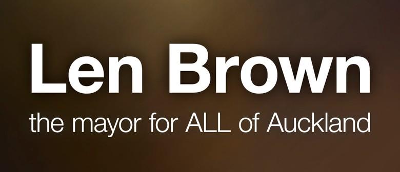 Meet Len Brown