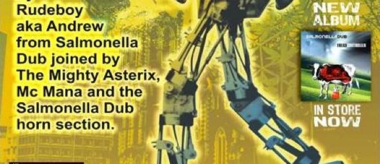 Salmonella Dub DJ Soundsystem