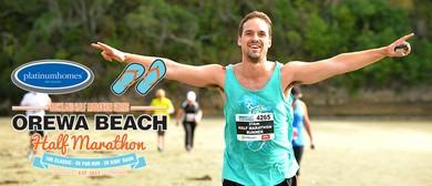 Platinum Homes Orewa Beach Half Marathon