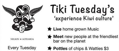 Tiki Tuesday's - Experience Kiwi Culture