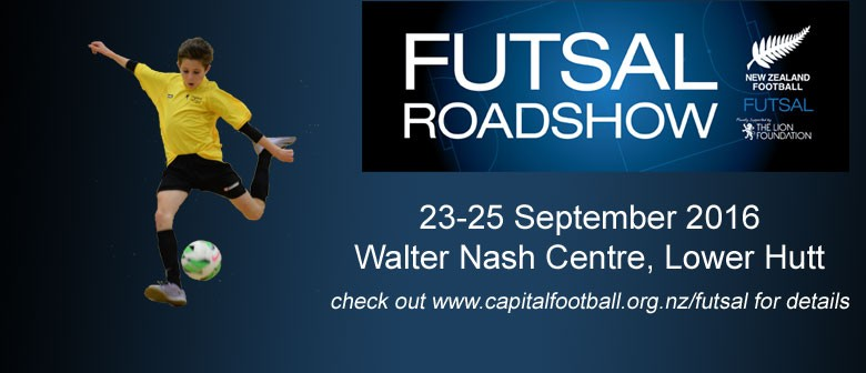 NZF - Capital Futsal Roadshow