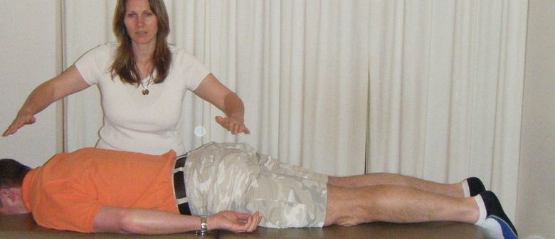 Spirit Healing with TV Medium Jeanette Wilson