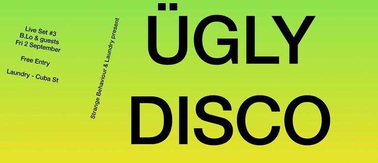 Ügly Disco - Set #3
