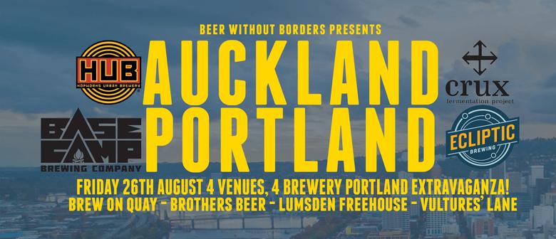 Portland, Oregon Craft Beer Takes Over AKL