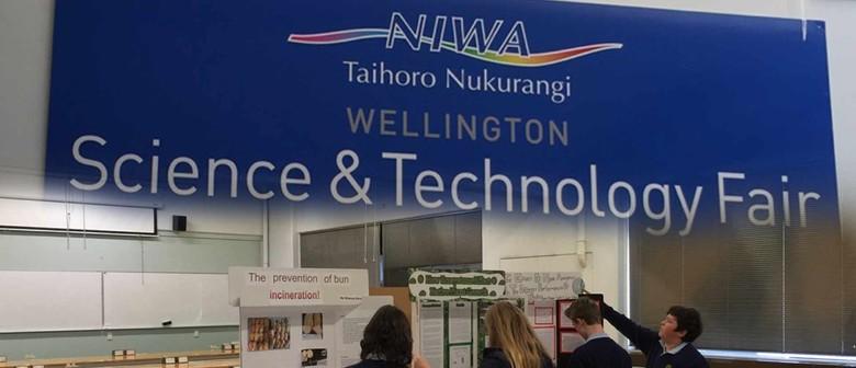 NIWA Wellington Science & Technology Fair 2016