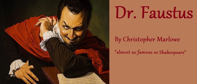Dr Faustus Presented By Read Alive