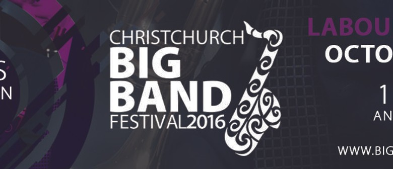 James Morrison With the Christchurch Symposium Big Band